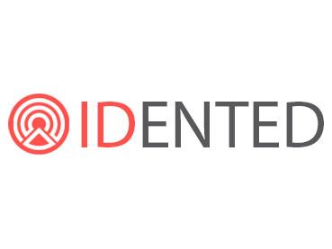 IDENTED logo
